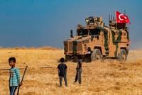 Türkei und USA starten 3. Patrouille in Nordsyrien