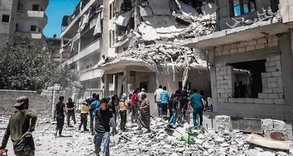 UN: Attacks targeting Syrian civilians 'war crimes'
