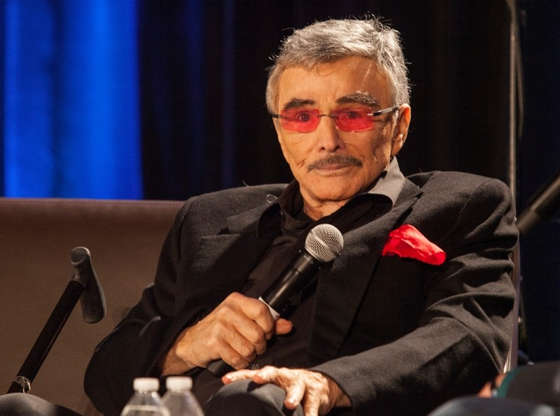 In this Aug. 22, 2015 file photo, Burt Reynolds appears at the Wizard World Chicago Comic-Con in Chicago. (AP Photo)