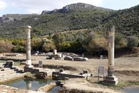 Ancient Claros in western Turkey becoming a center of faith tourism