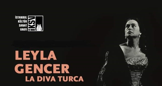 Turkish soprano Leyla Gencer is one of the most prominent opera singers of the 20th century.