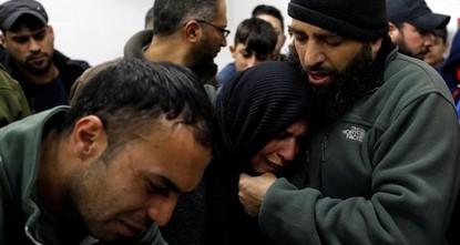 Israel erschießt Palästinenser im Flüchtlingslager