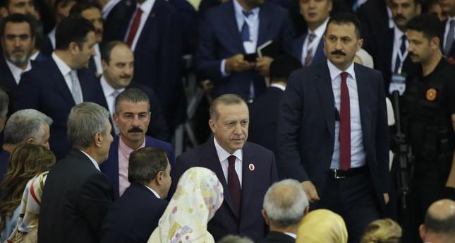 أردوغان: العدالة والتنمية هو حزب الشعب التركي
