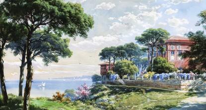 Hoca Ali Rıza: The first Turkish impressionist