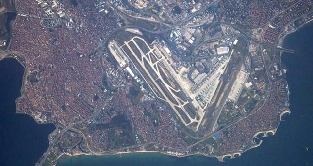ناسا تنشر صوراً فضائية لمدينة إسطنبول