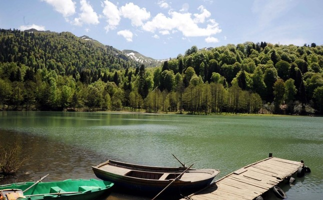 Karagöl Natural Park is one of the best places to experience Artvin.
