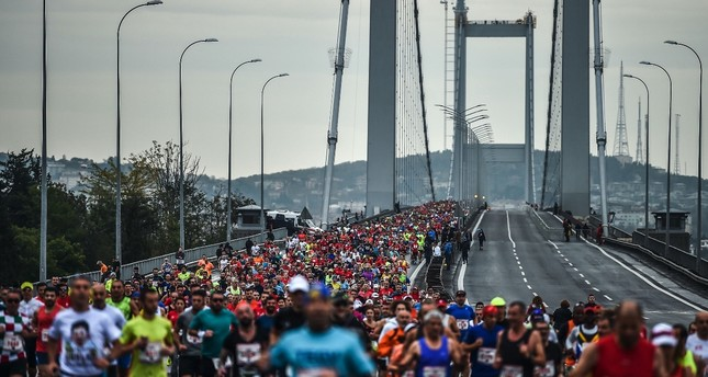 Istanbul's transcontinental Fun Run to attract over 100,000