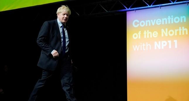 جونسون يتحدث عن تقدم هائل في مفاوضات بريكست