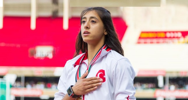 Rising stars of Turkish athletics eye Olympic success