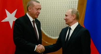 «Путин очень доверяет Эрдогану»