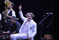 Balkan rocker Bregovic pens love letters to dream of Sarajevo