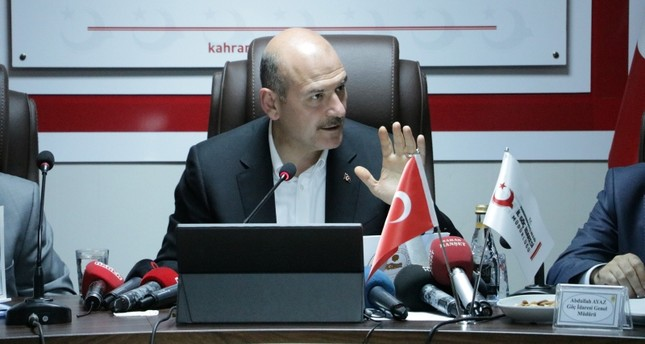 Turkey's new action plan aims to curb illegal migration only, Interior Minister Soylu says
