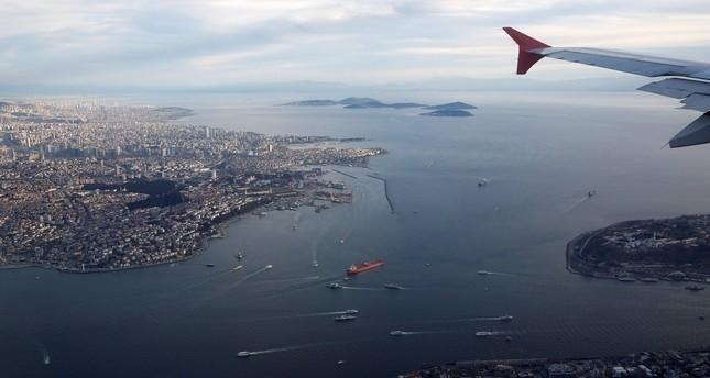 زلزال يضرب مدينة إسطنبول ويشعر به سكان المدينة بشكل عام
