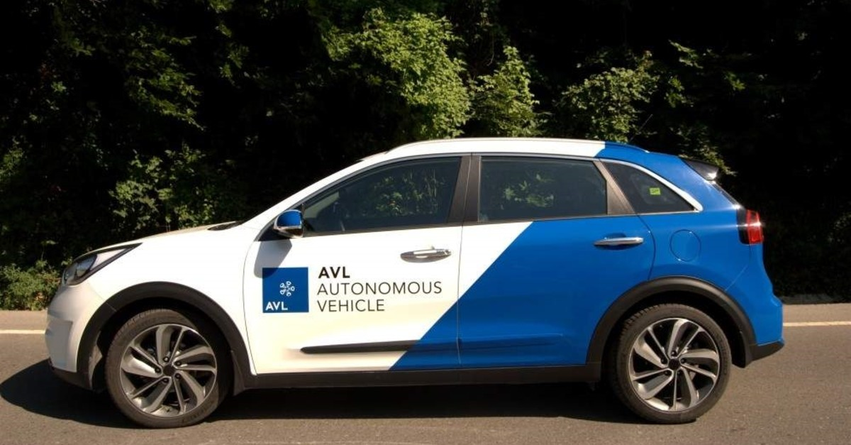 AVL, the Turkish branch of an engineering company based in Austria, has started to test their autonomous components in a vehicle.