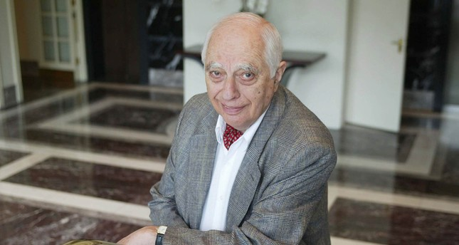 Bernard Lewis died on May 19 at the age of 101.