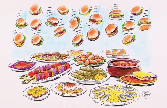Gastronomic tourism in Turkey through Russian eyes