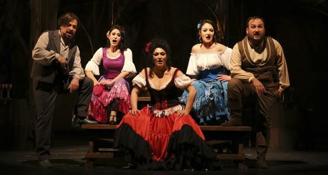 'Carmen' week at Antalya State Opera and Ballet