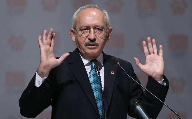 Despite electoral losses, CHP leader says he never thought of resigning