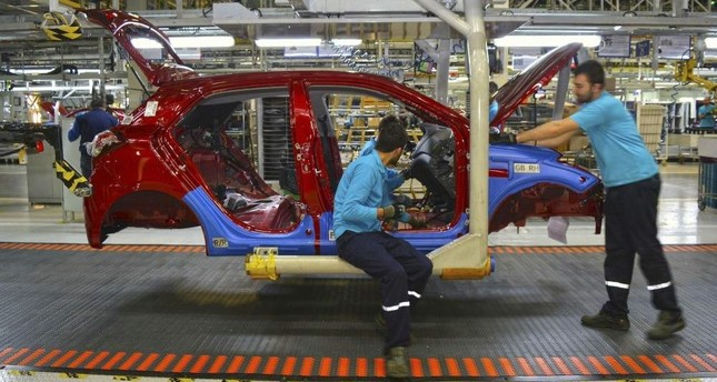 Hyundai has been producing the i10 model manufactured in its ?zmit factory since 2013 and exporting it to 45 countries. File Photo