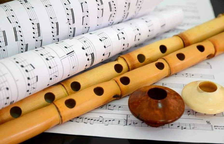 One of the oldest musical instruments in existence, the ney is made from a single nine-section reed and has seven finger holes.