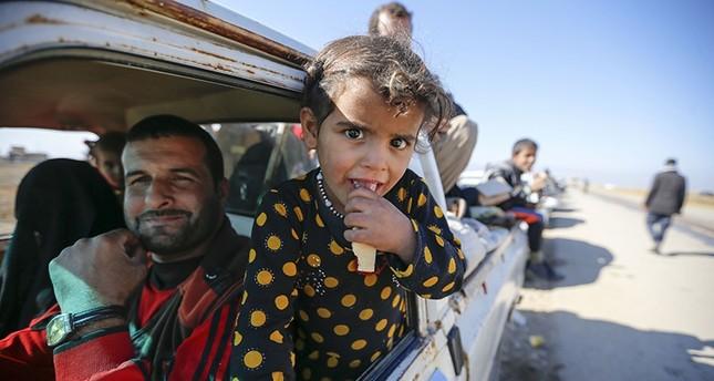 مقتل 20 نازحًا عراقياً في انفجار عبوة ناسفة أثناء فرارهم من الحويجة