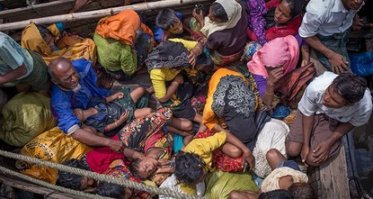 US omits 'crimes against humanity' in Rohingya report