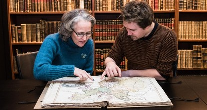 pAndres Kvernberg, who works at the National Library of Norway, revealed that the atlas which has been kept in the archive by the library unwittingly for years is the Cedid Atlas. Kvernberg...