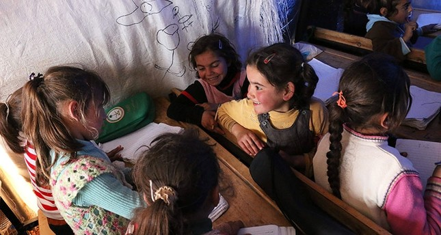 Turkey invests in Syria's future with education