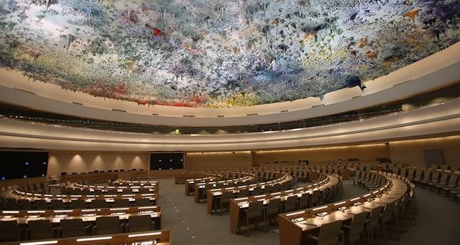 واشنطن تهدد بالانسحاب من مجلس حقوق الإنسان في الأمم المتحدة.. دفاعاً عن إسرائيل