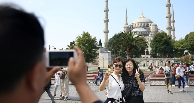 Turkey sees over 27 pct increase in tourists from January to November