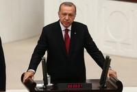 Erdoğan wird als Staats- und Regierungschef vereidigt