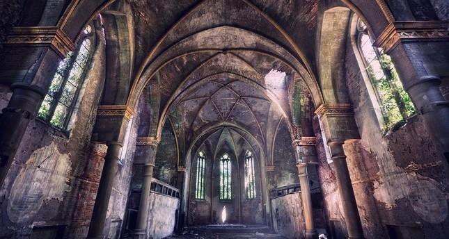 كنيسة مهجورة