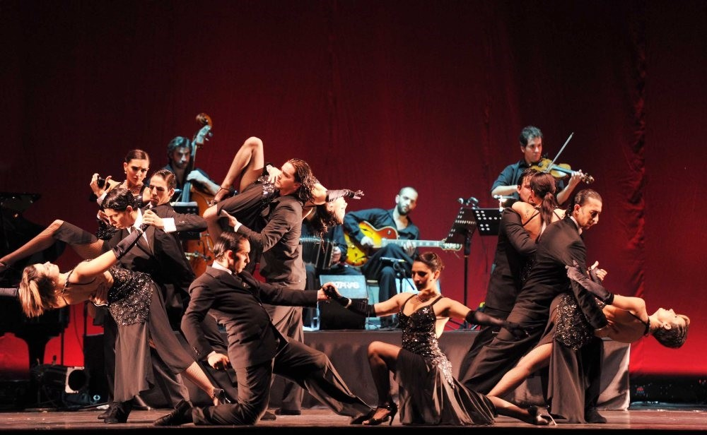 The 14th International Istanbul Tango Festival