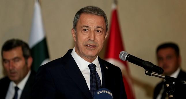 وزير الدفاع التركي: نريد استمرار وقف إطلاق النار في إدلب