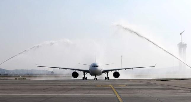 Istanbul's Sabiha Gökçen airport launches first long-distance flight