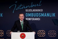 President Recep Tayyip Erdoğan said Monday that Turkey considers the independence referendum in northern Iraq's Kurdistan Regional Government (KRG) null and void and illegitimate regardless of its...