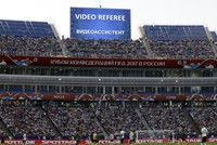 Video tech 'definitely' at World Cup, finding sponsor