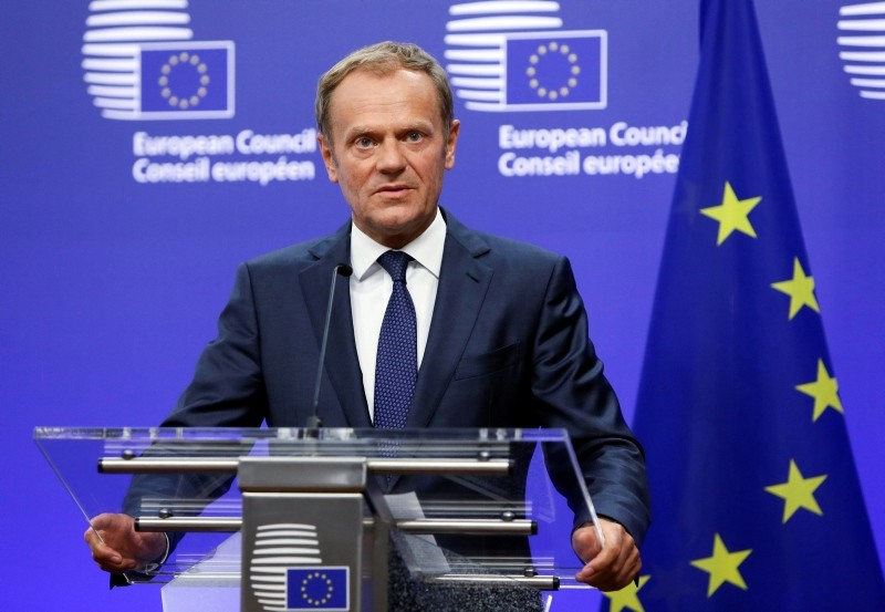 European Council President Donald Tusk (EPA Photo)