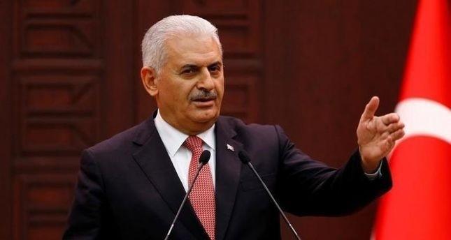 يلدريم: سنقدم للبرلمان خلال أيام مقترح تعديل الدستور التركي