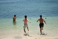 Die örtliche Gesundheitsbehörde, die die Meeresverschmutzung misst und bewertet, bestätigte, dass insgesamt 85 Badeorte in Istanbul sauber waren und gab somit grünes Licht für Schwimmerinnen und...