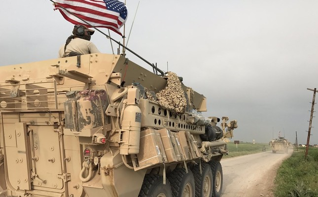 US special forces operating along PYD-held area on Turkish-Syrian border, Pentagon says
