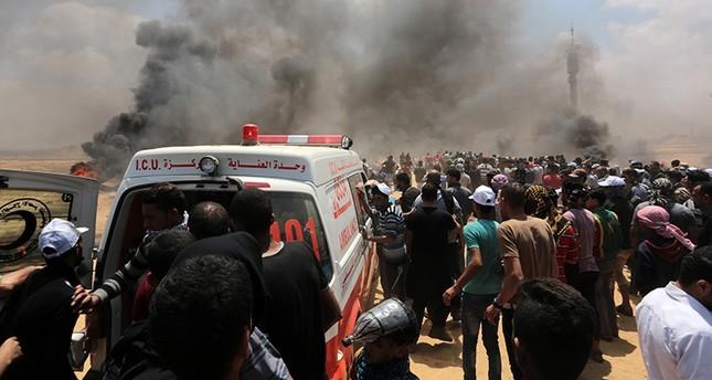 الخارجية التركية: نلعن مجازر قوات الأمن الإسرائيلية ضد الفلسطينيين