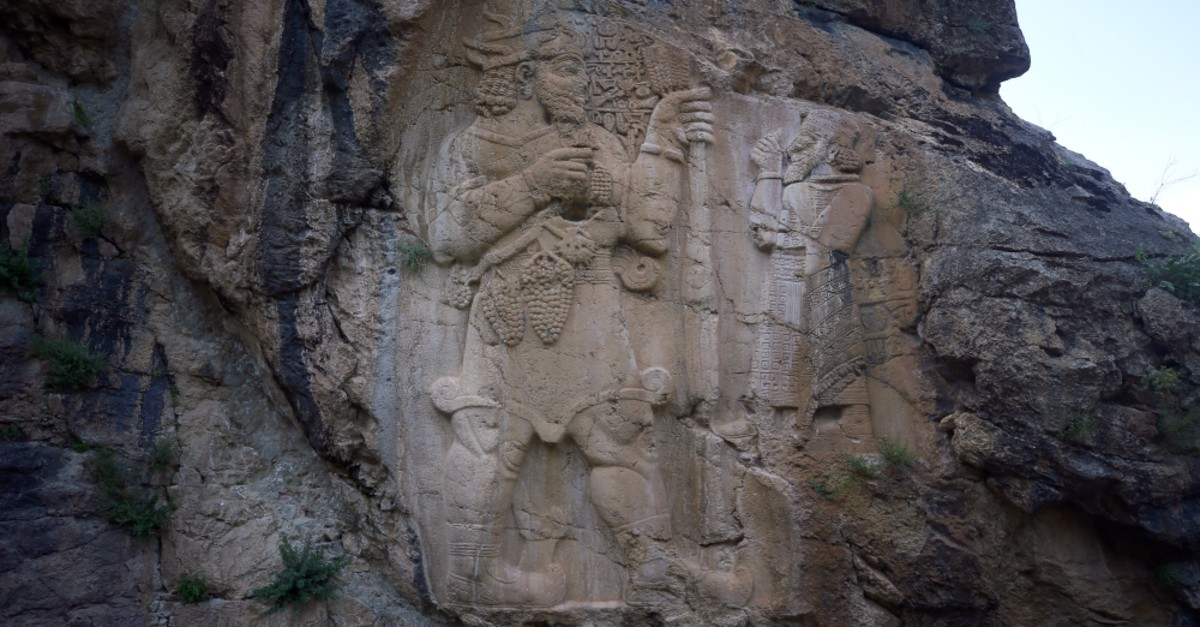 The u0130vriz relief is the first agricultural monument in the history of the world.