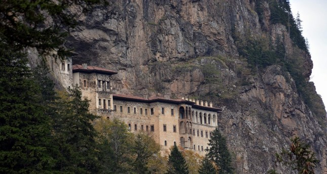 Nested on Mela Mountain and recognized by UNESCO, Sümela Monastery is getting ready to host visitors once again.