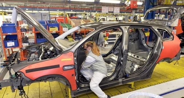 مصنع سيارات فيات في بورصة (IHA)
