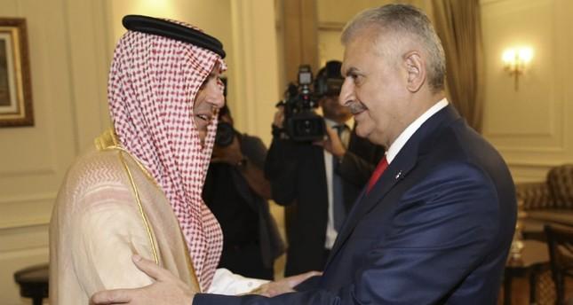 يلدريم يشكر السعودية لتضامنها مع تركيا عقب محاولة الانقلاب الفاشلة