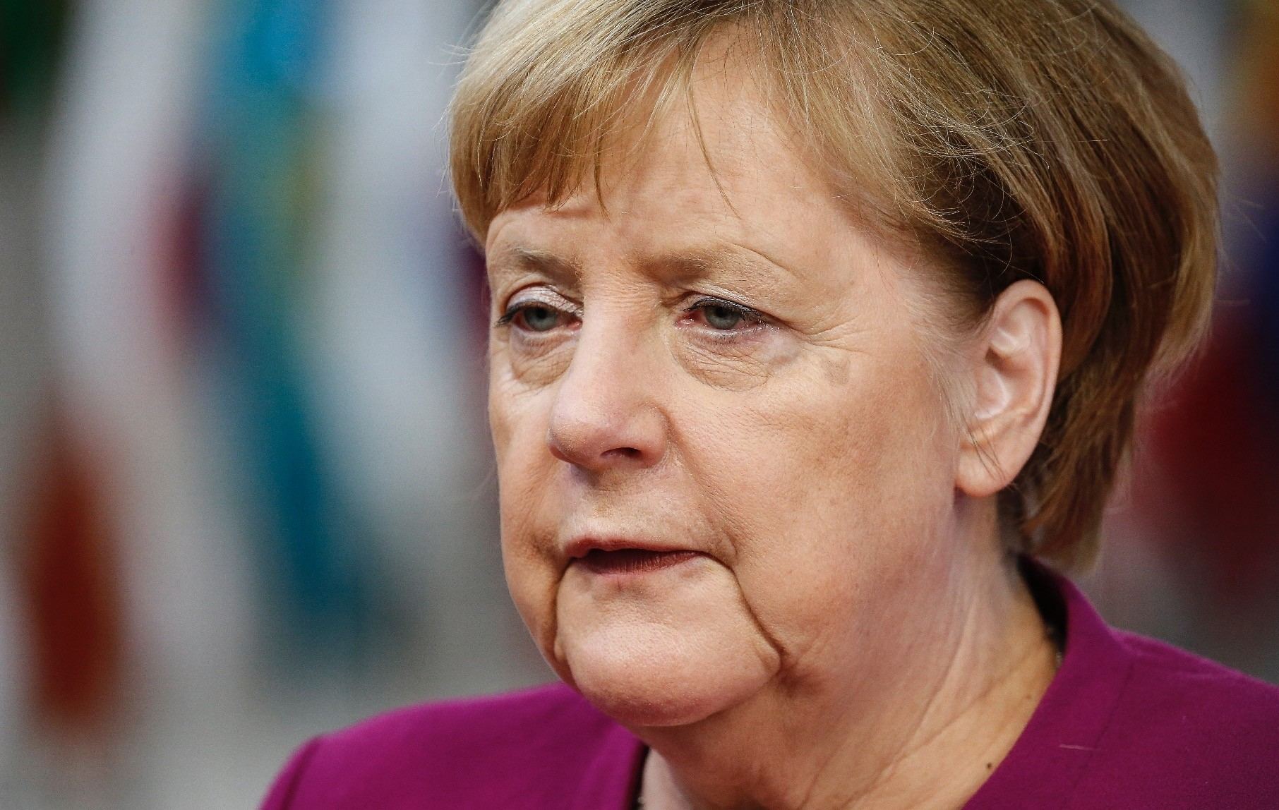 Having  been in office since 2005, German Chancellor Angela Merkelu2019s leadership has come close to collapsing several times.