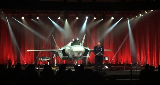 F-35's delivered to Turkish Air Force in ceremony