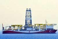 Turkey's second drillship to arrive in Mediterranean on Feb 20