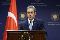 المتحدث باسم الخارجية التركية حامي آقصوي